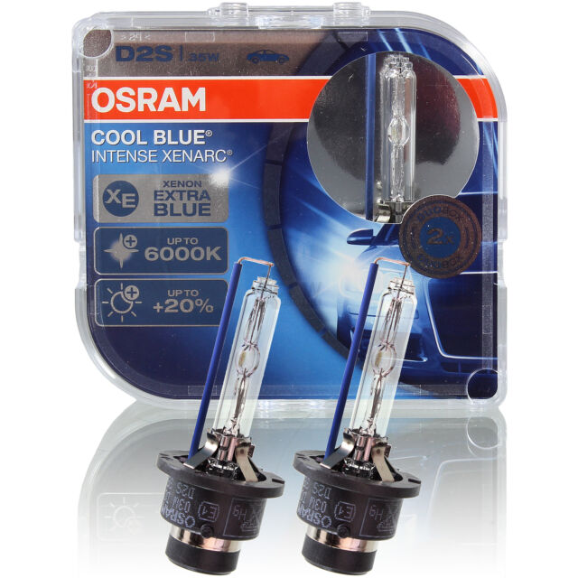 OSRAM COOL BLUE INTENSE  H1 H3 H4 H7 H8 H9 H11 D1S D2S D3S