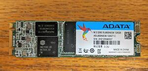 ADATA-M-2-2280-128GB-SSD-ASU800NS38-128GT-C-Used