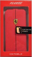 Ferrari Formula 1 Flip Case for iPhone 6 - Genuine Retail Packed - RED