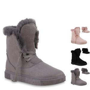 san francisco f592f 6e033 Details zu Damen Plateau Sneaker Warm Gefütterte Winter Turnschuhe 896771  Hot