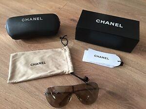 2caefcb940 Usadas - CHANEL - Gafas de sol - Sunglasses - With Box - Con Estuche ...