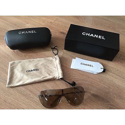 Usadas - CHANEL - Gafas de sol - Sunglasses - With Box - Con Estuche