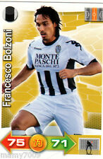 CARD CALCIATORI XL ADRENALYN 2011-12 PANINI=FRANCESCO BOLZONI (SIENA)=N°73