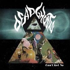 DEAD GHOST - CAN'T GET NO - VINYL LP ALBUM - 2013 BURGER RECORDS - GARAGE ROCK