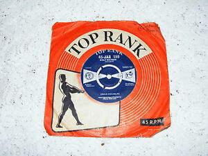 Craig-Douglas-Only-Sixteen-My-First-Love-Affair-1959-7-Vinyl-Record