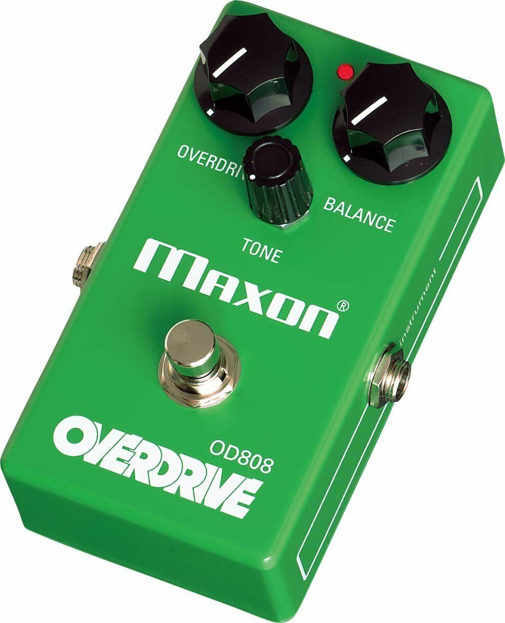 NEW MAXON OD808 OVERDRIVE EFFECT ELECTRIC GUITAR EFFECT PEDAL