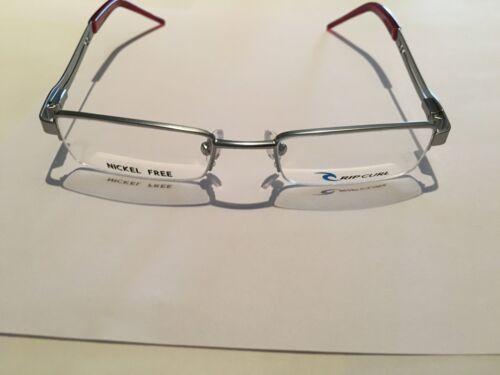 Junior Kids Rip Curl Glasses In A Silver /& Red Design VOM113 NEW RRP £79