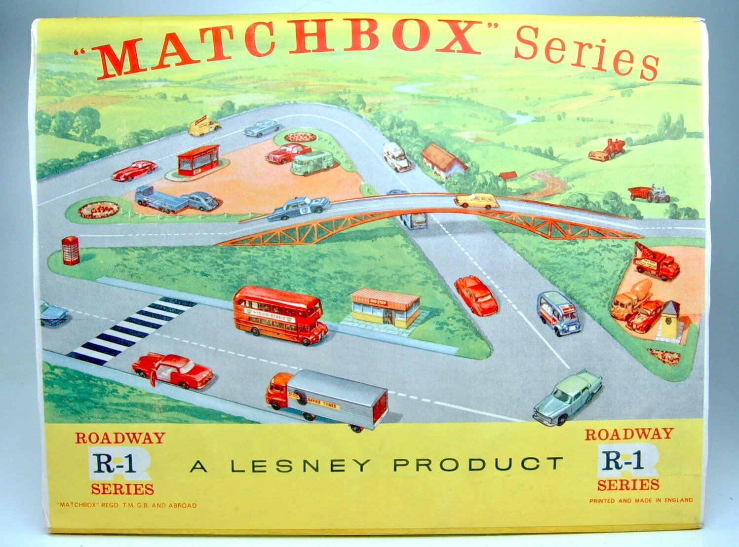 MATCHBOX r-1c Roadway 1964 Inutilisé