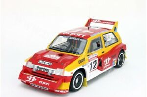 OttO Models 6r4 MG Metro Rally Version - OT067 Only 2000 Units made in 2012