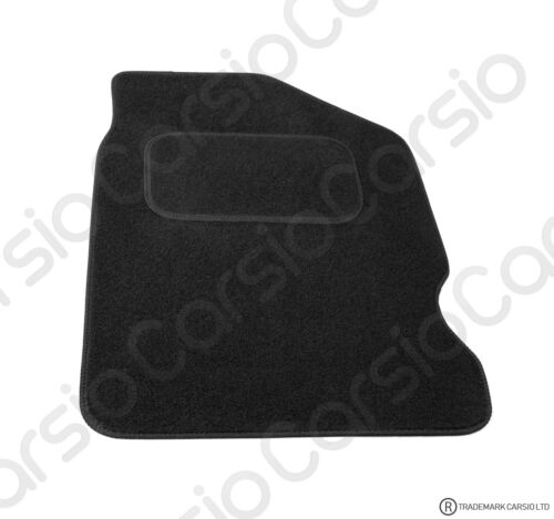 Citroen Saxo 1996-2003 Tailored Black Car Floor Mats Carpets 4pc Set
