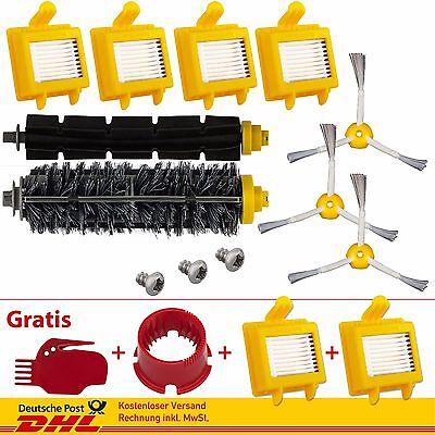 Filterbürstensatz Für IRobot Roomba 700 Series 760 770 780 Staubsauger