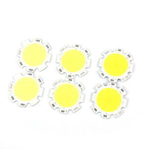 10X-lot-High-Power-LED-Penal-Chips-3W-Bright-Round-Bulb-Bead-Bright-Lamp-Ligh-YK