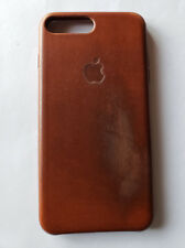 64a7bd36ed28e item 1 Original Saddle Brown Apple iPhone 8 Plus 7 Plus Leather Case - USED  with WEAR -Original Saddle Brown Apple iPhone 8 Plus 7 Plus Leather Case -  USED ...