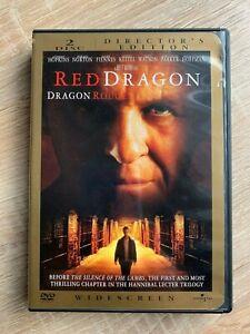 Red Dragon 2002 Region 1 Ntsc 2 Disc Directors Widescreen Edition Dvd Set B9tl Ebay
