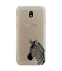 coque samsung j5 zebre