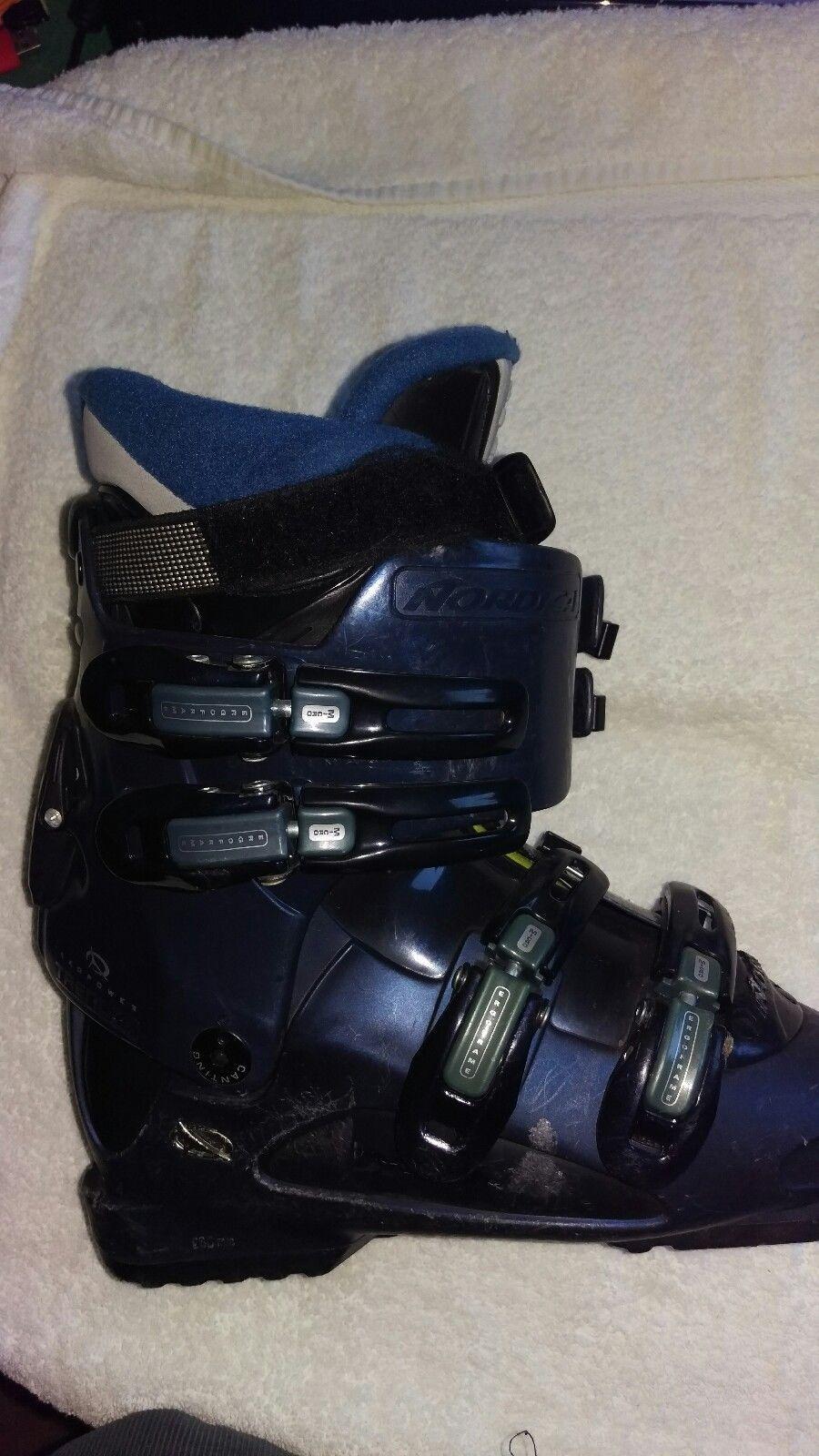 Ski-Stiefel -Schuhe NORDICA Trend 07 Größe 38 24-24,5 280mm - TOP gepflegt