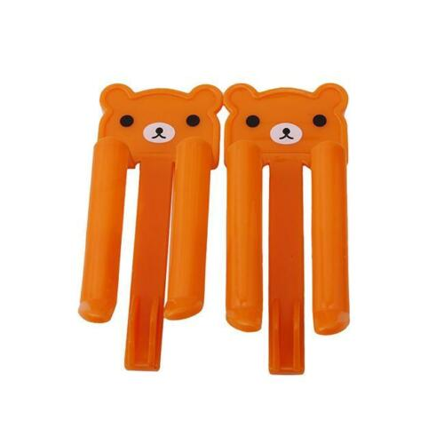 Trash Bag Dustbin Waste Bin Can Holder Firm Fixed Clip Clamp Garbage Fitting WA