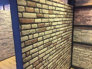Fein Wandverkleidung Verblendsteine Kunststein Steinoptik Wandpaneele Wandverblender Fassade