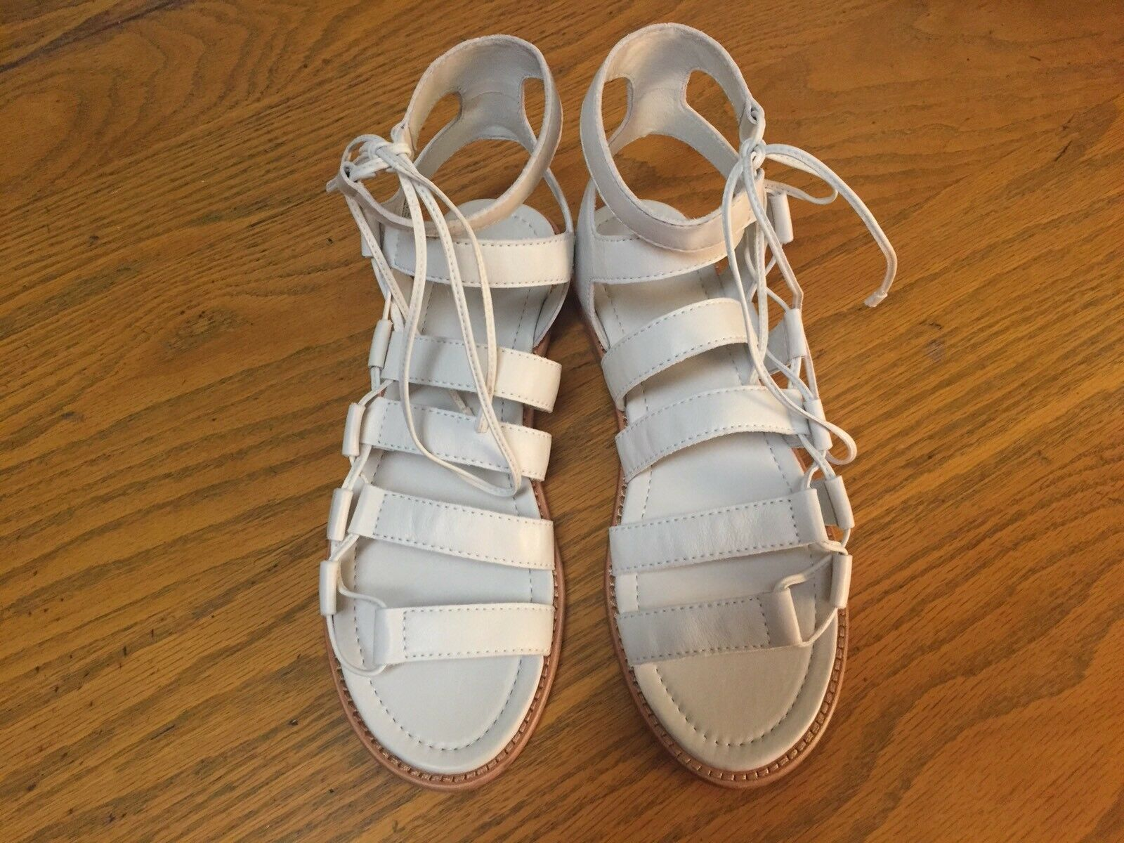 FRYE GLADIATOR LEATHER SANDALS NEW SIZE SIZE NEW 9 1c2bb0