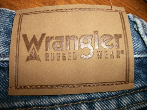 Jeans X Rugged Taille Wrangler Denim 30 Hommes 36 Wear dv0xOTqn
