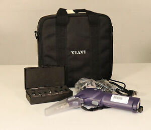 Viavi-JDSU-FIT-Fiber-Inspection-Toolkits-FC-KIT3-FiberChek-Autofocus-WiFi-Micros