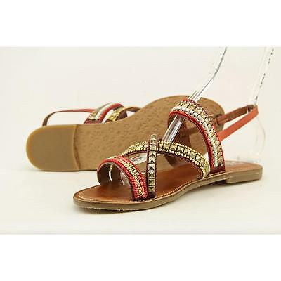 Diba Tango Women US 10 Multi Color Slingback Sandal Blemish  16536