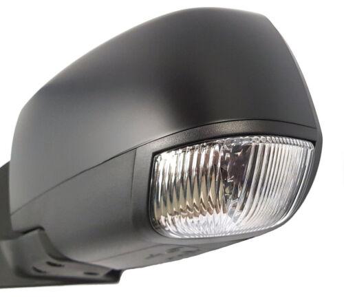 for ISUZU D-MAX DMAX 2012-2017 LEFT NEW DOOR MIRROR ELECTRIC BLACK INDICATOR