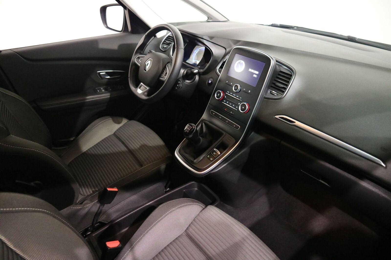 Renault Grand Scenic IV 1,5 dCi 110 Zen 7prs - billede 5