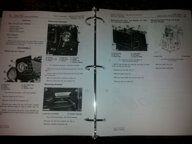 John Deere 300 312 314 And 316 Hydrostatic Tractor Service Manual Ebay. New John Deere 300 312 314 And 316 Hydrostatic Tractor Service Manual. John Deere. John Deere 314 Hydro Diagram At Scoala.co