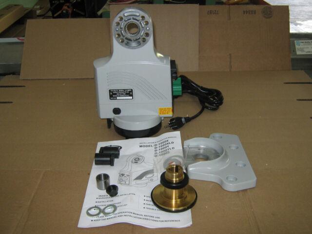 SERVO Bridgeport Series I Type140 Table PowerFeed X AXIS NEW W//MOUNTING KIT NEW