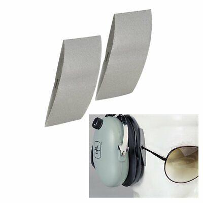 ORIGINAL DAVID CLARK Stop Gap Eyeglass Temple Cushion p//n 12500G-02