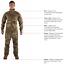 NEW Massif 2-Piece FR Flight Suit Jacket Top MULTICAM Flame Resistant NAVAIR