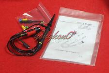 Oscilloscope Scope Passive Clip Probe 100mhz 100x P4100 High Voltage 2kv 2000v