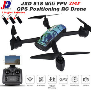 JXD-518-RC-WIFI-FPV-Quadcopter-GPS-720P-HD-Camera-Realtime-Headless-Mode-Drone