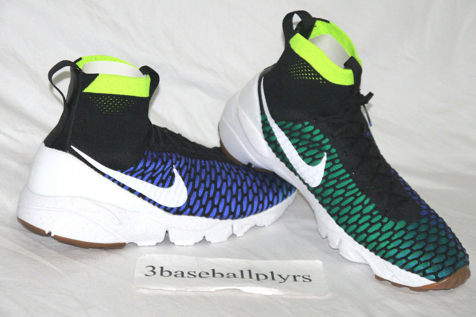 Nike Air Footscape Magista SP Brazil - CHOOSE SIZE- 652960-002 Lab Soccer HTM QS