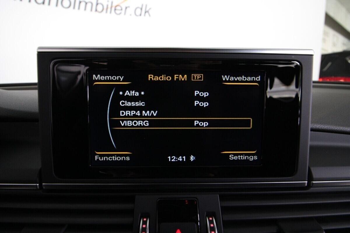 Audi A6 TDi 190 Avant quattro S-tr Van