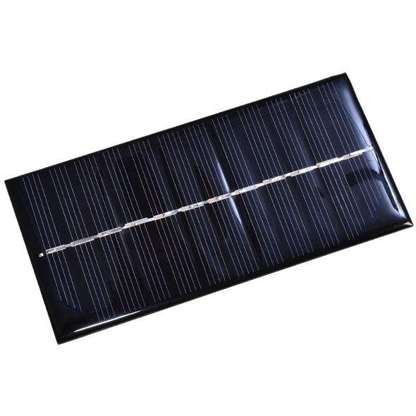 Solarzelle 1,5V 250mAh Solar Zelle Solarmodul 6cm x 6cm Solarenergie vergossen