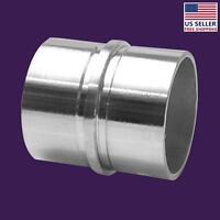 Handicap Rail Joint Connector 2 Stainless Steel | Renovator's Supply on Sale