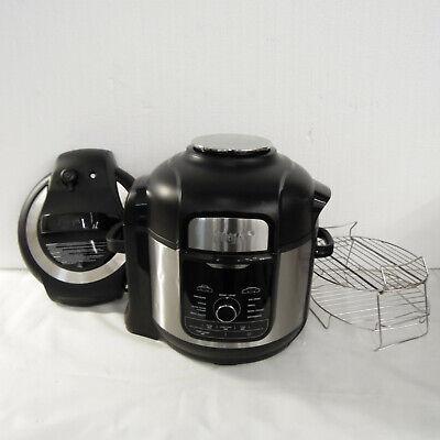 Ninja Foodi Deluxe XL 8qt. 9-in-1 Pressure Cooker & Air