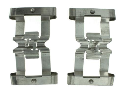 Disc Brake Hardware Kit Front Centric 117.37014