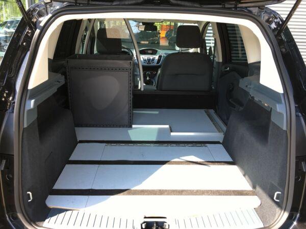 Ford C-MAX 1,6 TDCi 115 Titanium Van - billede 4