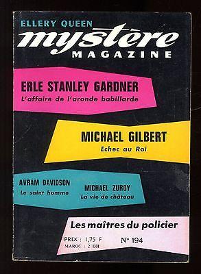 Rätsel-magazin Nr.194 Michael Gilbert E.s Gardner Rick Rubin März 1964 Opta 2019 New Fashion Style Online Bücher