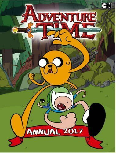 1 of 1 - Adventure Time Annual 2017,Zack Sterling,Braden Lamb,JJ Harrison,Paul Pope