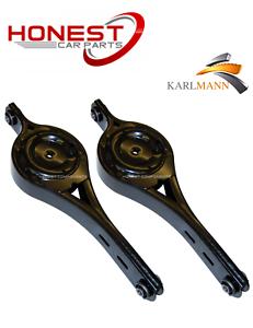 Para-Ford-Mondeo-MK4-07-gt-Trasero-Inferior-Brazos-de-suspension-se-arrastra-Wishbone-control-X2