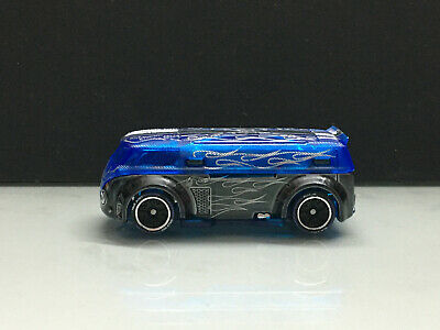 Hot Wheels Id Series 2020 Vw Volkswagen T1 Gtr Id Loose Ebay