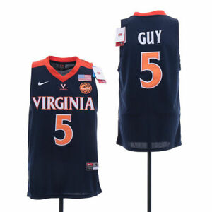 Details about Kyle Guy Virginia Basketball Jersey Stitched Champions Final Four blue s-xxl