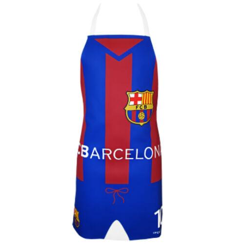 FC Barcelona Köche kochen 2015 FCB fußball-kit Schürze Hut Kitchen BBQ Set