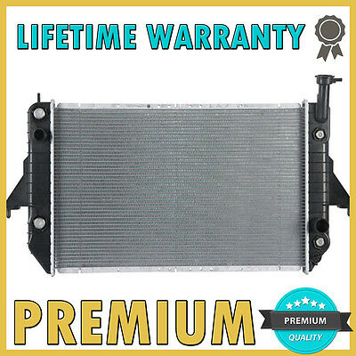 Radiator For 96-05 Chevy Astro GMC Safari V6 4.3L Fast Free Shipping Direct Fit
