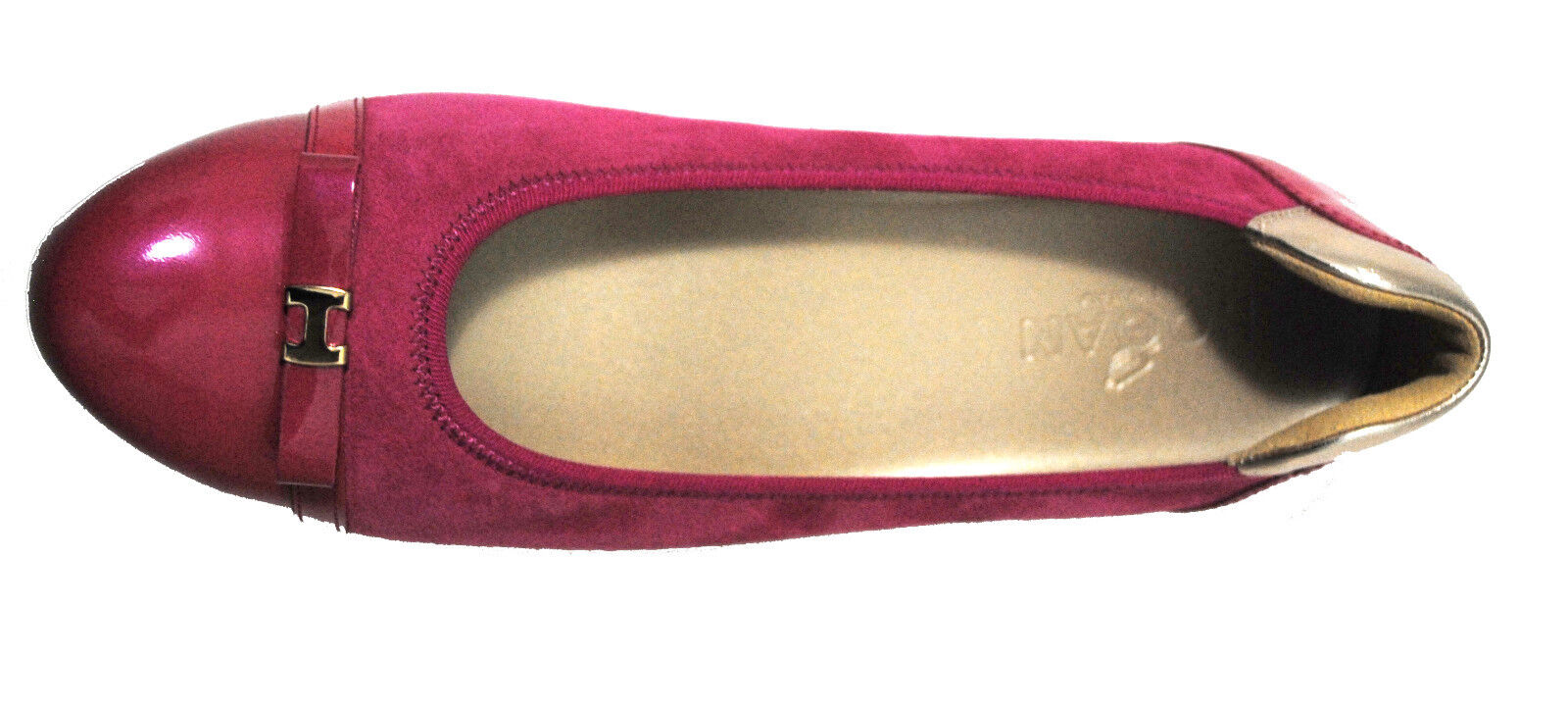 HOGAN Ballerinas WRAP BALLERINA H PICCOLA NEU Gr.38 NEU PICCOLA OVP Schuhe Made in  f825cd
