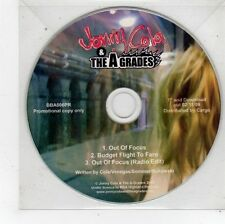 (FU181) Jonny Cola & The A Grades, Out Of Focus - 2009 DJ CD